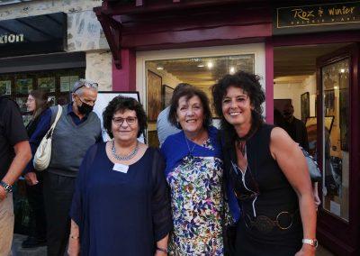Martine Cabanero, Magali et Lila Roz
